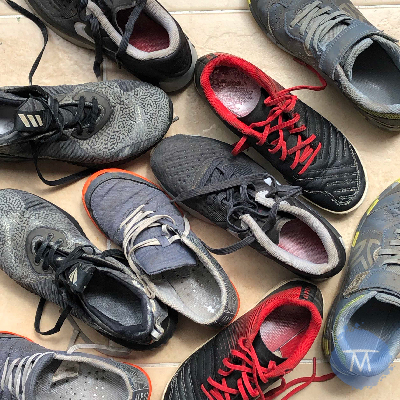 Qué hacer con el mal olor en los zapatos