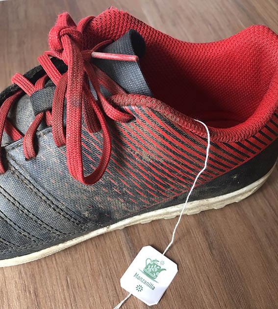 Ideas para eliminar el mal olor de los zapatos