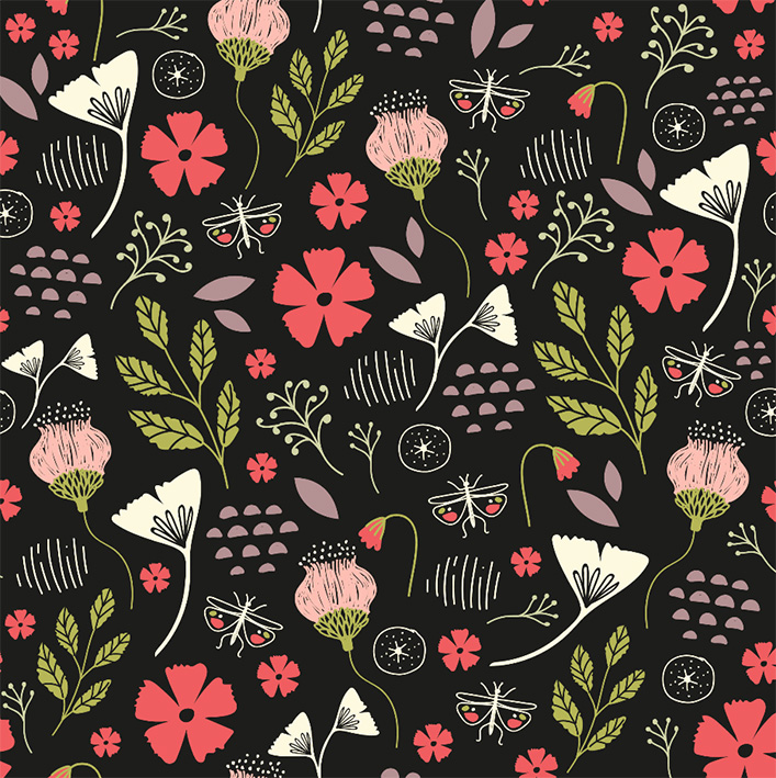 Papel tapiz by Sara Tomatte