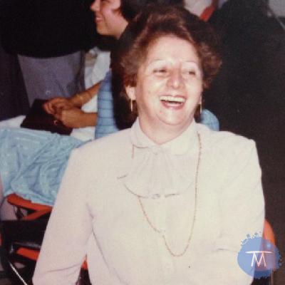 Mi abuela no se fue para el cielo