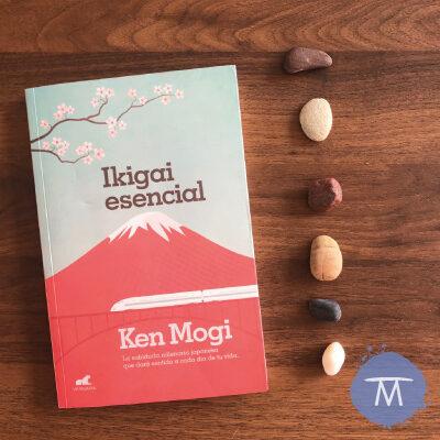 Libro ikigai esencial